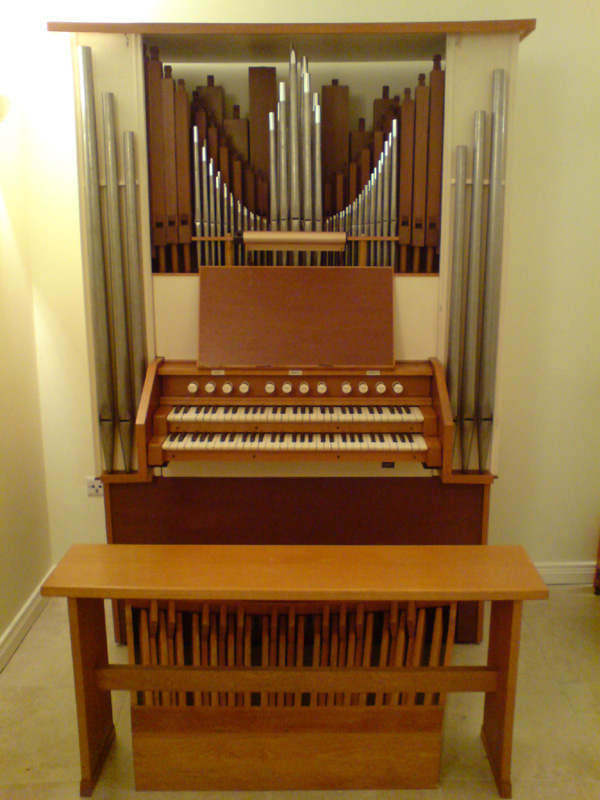 Pipe Organ Preservation Co North Down Residences
