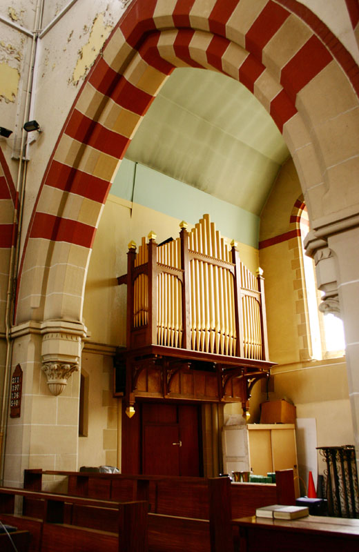 Pipe Organ Preservation Co St Mary S Crumlin Road Belfast